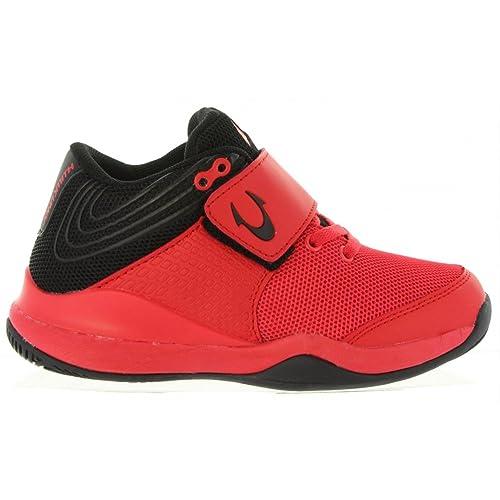 Zapatillas Deporte de Niño y Niña JOHN SMITH BINAR Rojo: Amazon.es: Zapatos y complementos