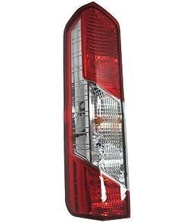 *VAUXHALL VIVARO REAR LIGHT TAIL BACK LAMP DRIVER SIDE RH REN173 2006-2014