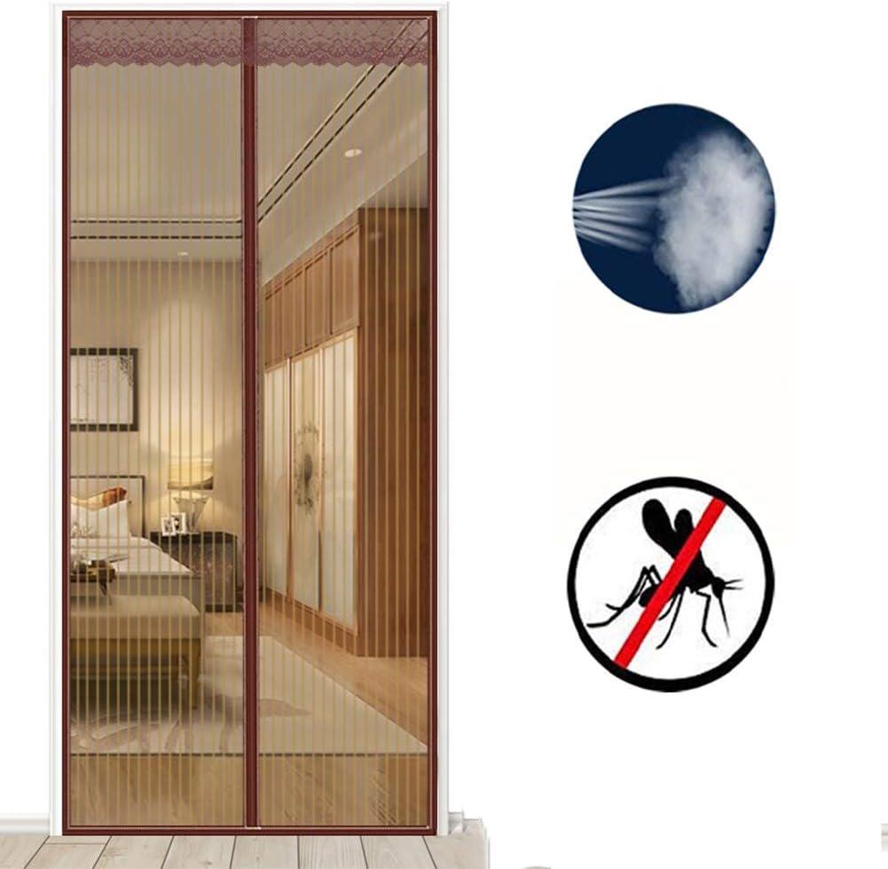 HXPP Puerta mosquitera magnética para Puerta corredera, Puerta ...