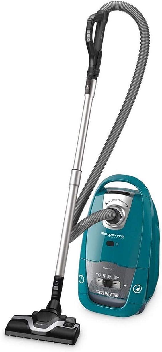 Rowenta – Aspirador de trineo 64db azul – Silence force allergy+ ro7760ea: Amazon.es: Hogar