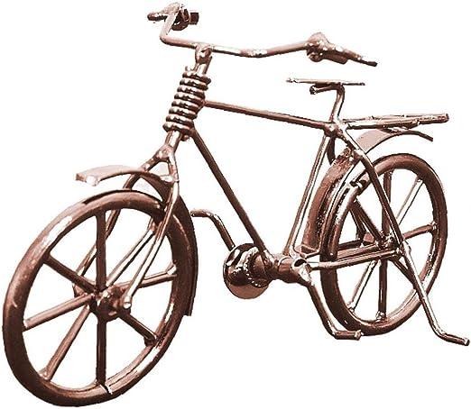 Culer Bicicleta Retro del Metal del Modelo Adornos Artesanales De ...