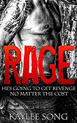 Rage : Fire and Steel Motorcycle Club Romance (Fire and Steel MC Book 1) (English Edition)