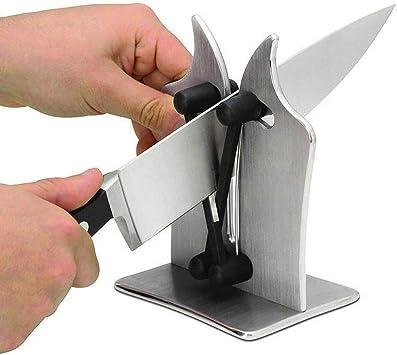 Afilador de cuchillos HanDHELD Afilador de hojas Tijeras Cuchillos ...