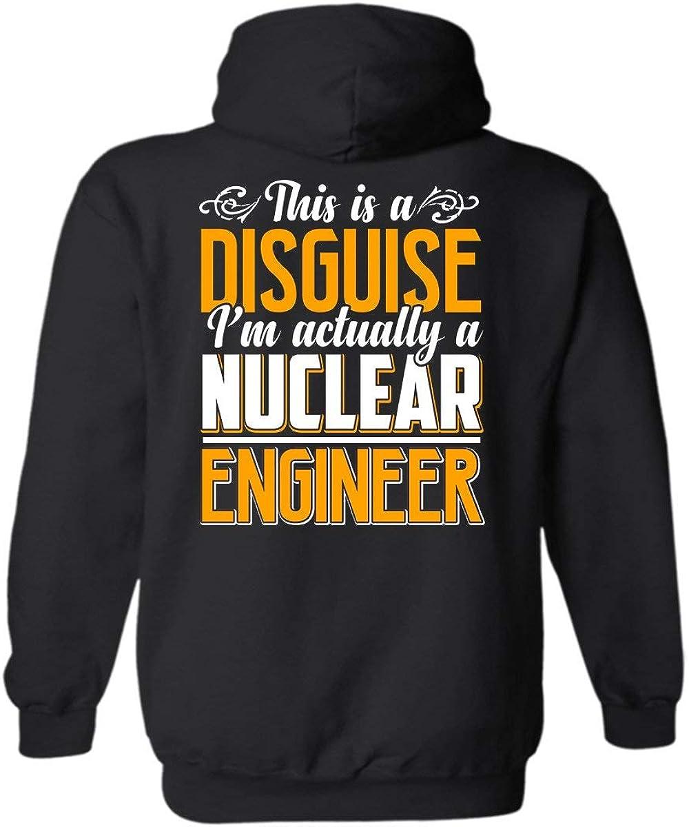 Amazon Com Zira S I M Actually A Nuclear Engineer Hoodie Hooded Sweatshirt Shirt Clothing