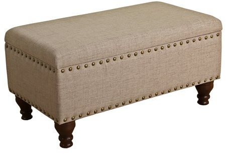 Alcott Hill Oakford Upholstered Storage Bedroom Bench & Reviews | Wayfair