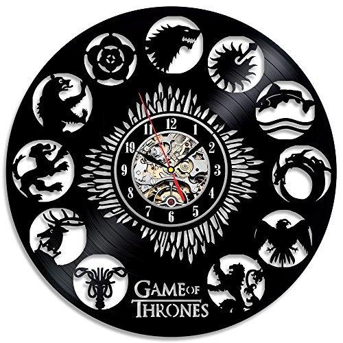 Game of Thrones Stark Khaleesi HBO Movie Characters Vinyl Re