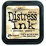 Ranger Tim Holtz Distress Ink Pad, Antique Linen
