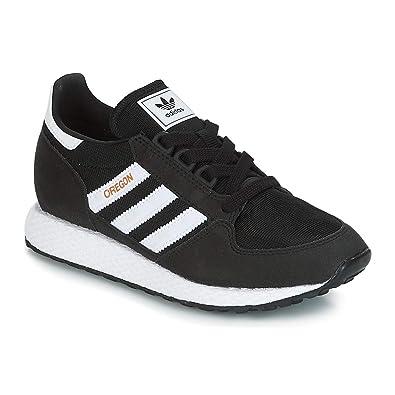 Originals Eu Forest Suede Adidas 5d884e J Synthetic Grove Noir Z4BUwa