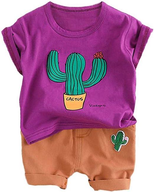 Sunlera Cactus – Camiseta para niños – Disfraz de Verano – Ropa ...