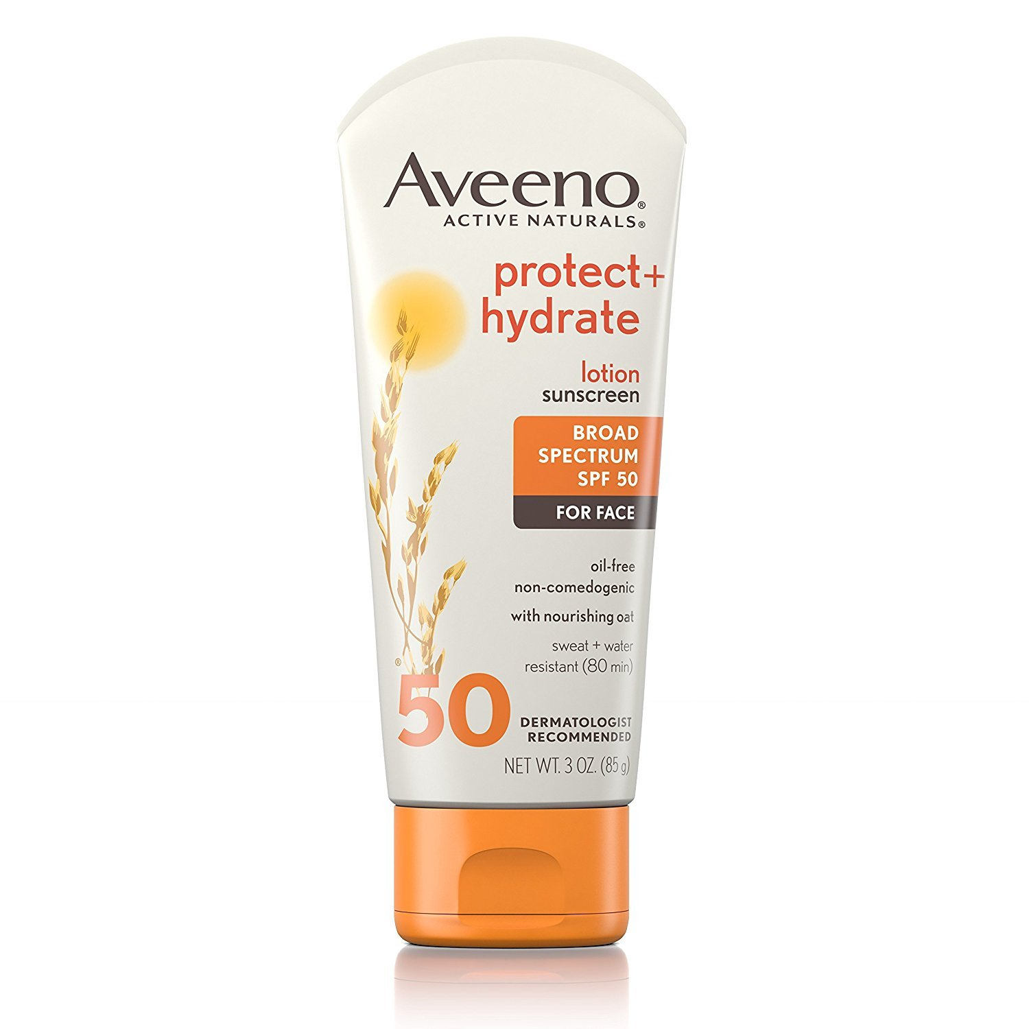 Aveeno SPF#50 Protect+Hydrate Lotion 3 Ounce (88ml) (3 Pack)