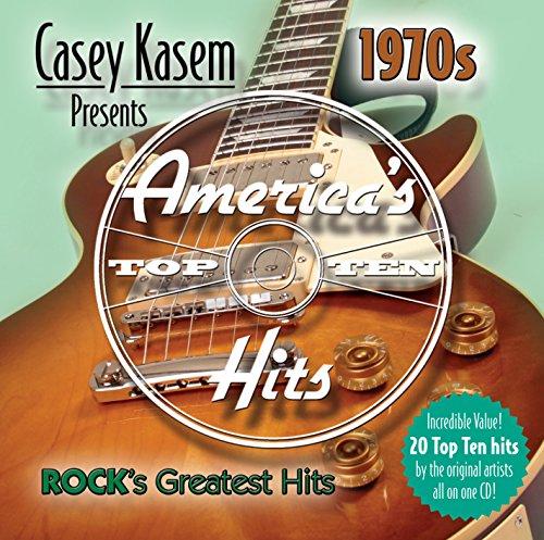 Casey Kasem Presents-Americas Top Ten: The 70s,Rock's Greatest Hits