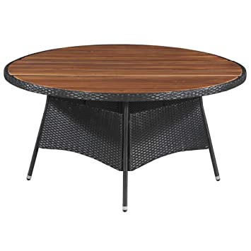 Tidyard Table a Manger | Table Ronde | Table Console | Table ...