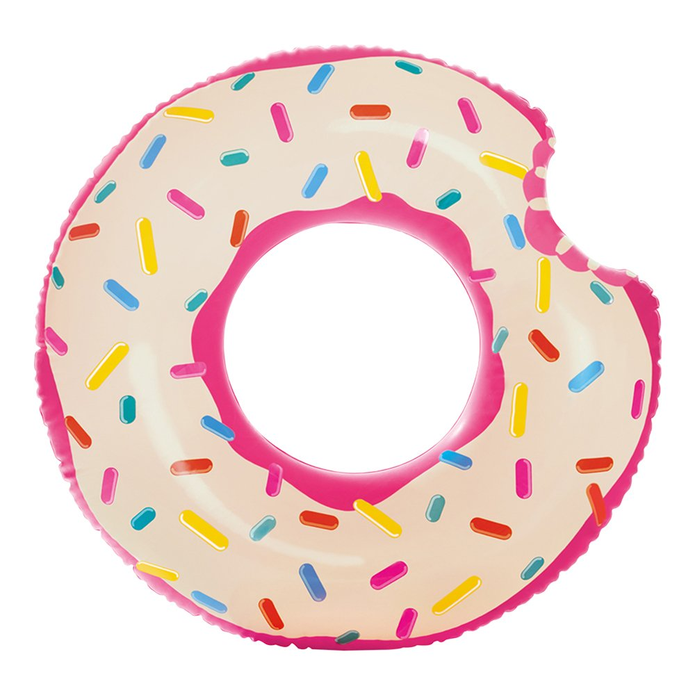Intex Inflatable Donut Tube Pool Float 56265NP