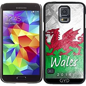 Funda para Samsung Galaxy S5 (SM-G900) - Gales Bandera by Julien Kaltnecker