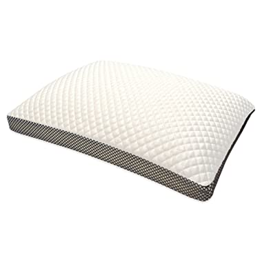 Therapedic TruCool Memory Foam Side Sleeper Pillow (Standard)
