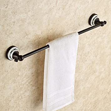 Toallero Estante de Toallas Estante de Baño barra de toalla solo ...