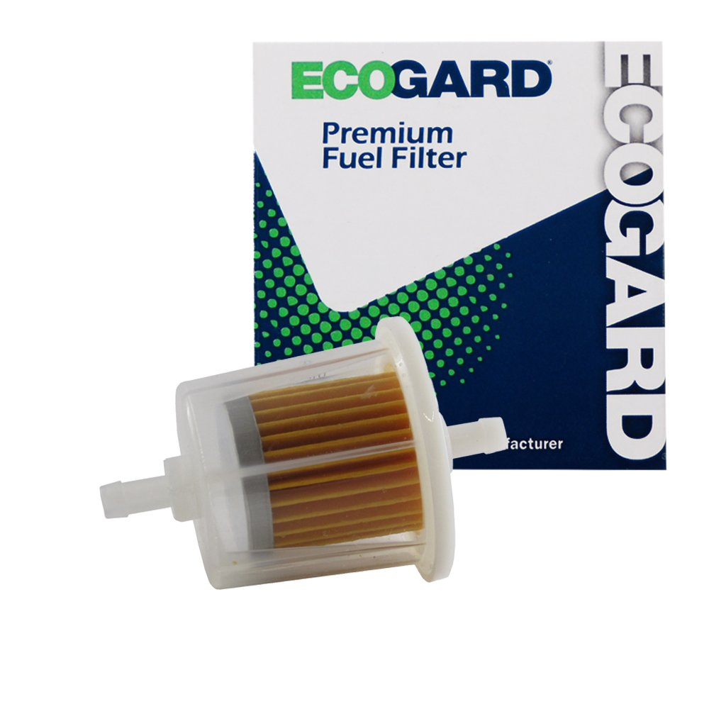 Ecogard Xf20117b Small Engine Fuel Filter 1 4 Or 5 16 Line