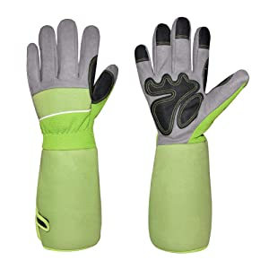 Long Sleeve Gardening Gloves