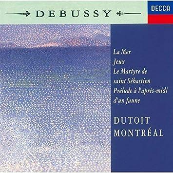 ドビュッシー:交響詩「海」、牧神の午後への前奏曲、他
