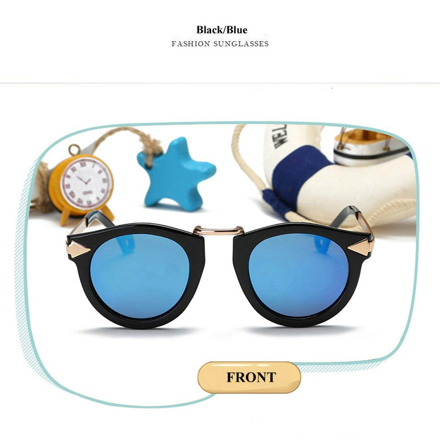 Amazon.com: No Buy No Bye Vintage kids sunglasses boys ...
