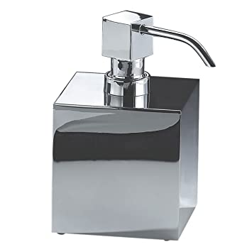 Wonderful Decor Walther DW 475 Soap Dispenser   Chrome Design Ideas