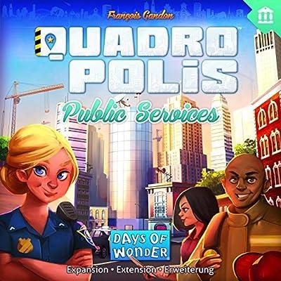 Quadropolis: Public Services: Toys & Games