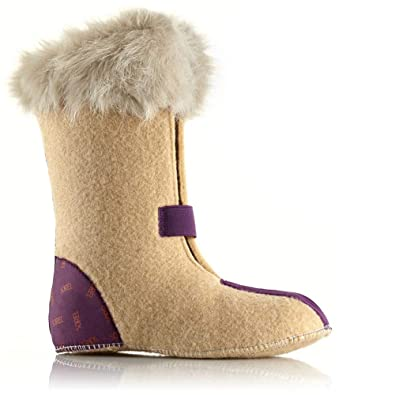 Sorel Boot Liners >> Amazon Com Sorel Youth Joan Of Arctic Innerboot Liners Boots