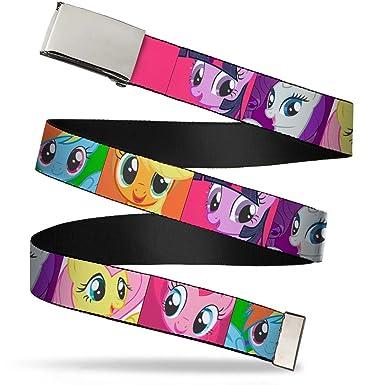 Amazon.com: My Little Pony de 8 Juguete headshots Web ...