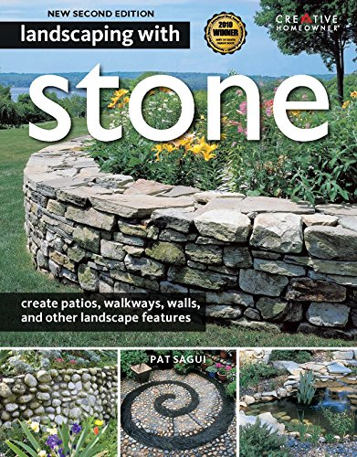 Cheap  Landscaping with Stone, 2nd Edition: Create Patios, Walkways, Walls, and Other Landscape..