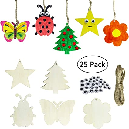 10x WOODEN BUTTERFLY SHAPES gift tag craft card scrapbook embellishment favours