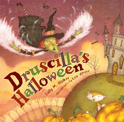 Druscilla's Halloween (Carolrhoda Picture Books) (Halloween Chapter Book Read Aloud)