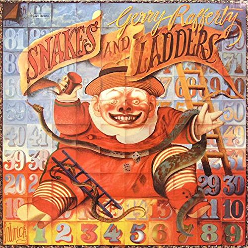 Gerry Rafferty - Snakes And Ladders - Liberty - 1C 038 1575541, Fame - 1C 038 1575541