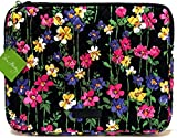 Vera Bradley Laptop Sleeve (Wildflower Garden)