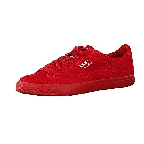 Puma sneaker Court Star Vulc Suede 363222-02 cherry Barbados, Herren  Größen:40.5