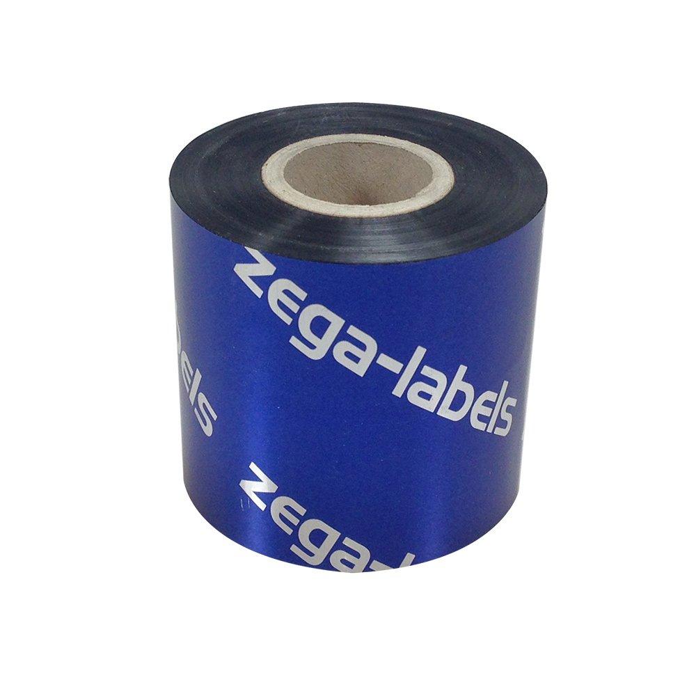 Thermal Transfer Ink Ribbon Black 60 mm x 300 m – Zega