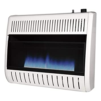 REMINGTON REM-B300LT-F30K - Calentador LP de llama azul, color blanco: Amazon.es: Bricolaje y herramientas