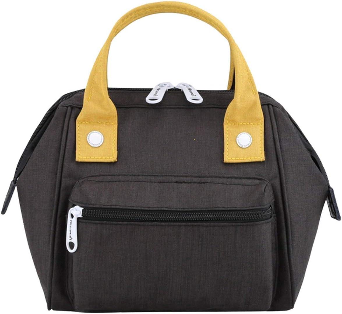 Dai Yao Handbag Messenger Shoulder Bag Women Handbag Fashion Crossbody Bag Casual Female Waterproof SchoolBags,Black