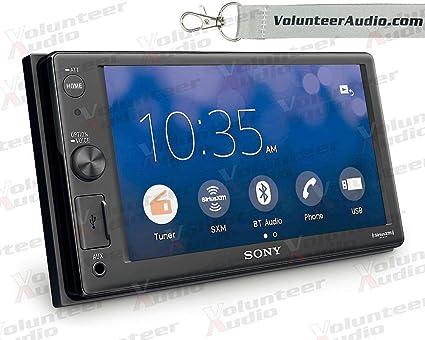Amazon Com Volunteer Audio Sony Xav Ax1000 Car Stereo Double Din