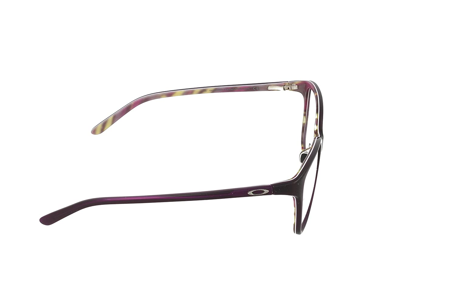 fd404a7792 Amazon.com  Oakley OX1126-0454 Finesse (54) Eyeglasses Blackberry Radiant  Orchid  Clothing