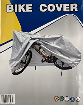 UVE - Funda Cubre Bicicleta 100% Poliéster, Proteje contra Rayos ...