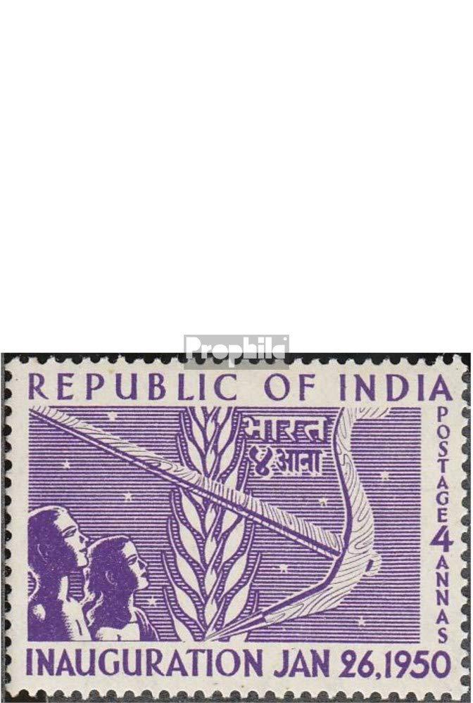 Prophila Collection India 211-214 (Completa.edición.) 1950 república (Sellos para los coleccionistas)