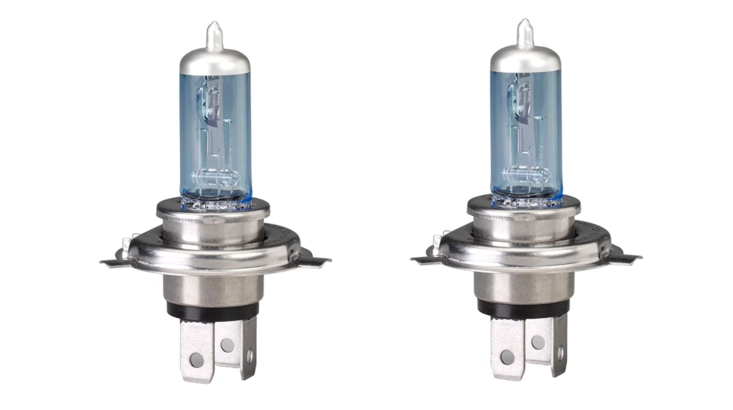 EiKO 9003/H4CVSU2 9003/H4 Clear Vision PRO Halogen Replacement Bulb, (Pack of 2)