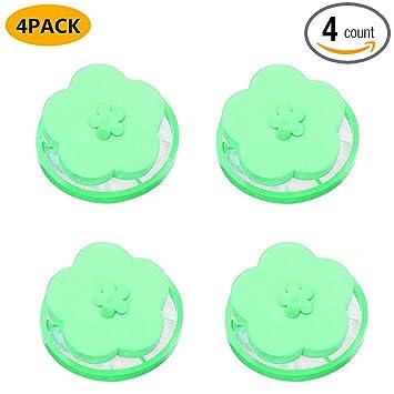 Amazon.com: WensLTD - 4 bolsas de filtro para lavadora de ...