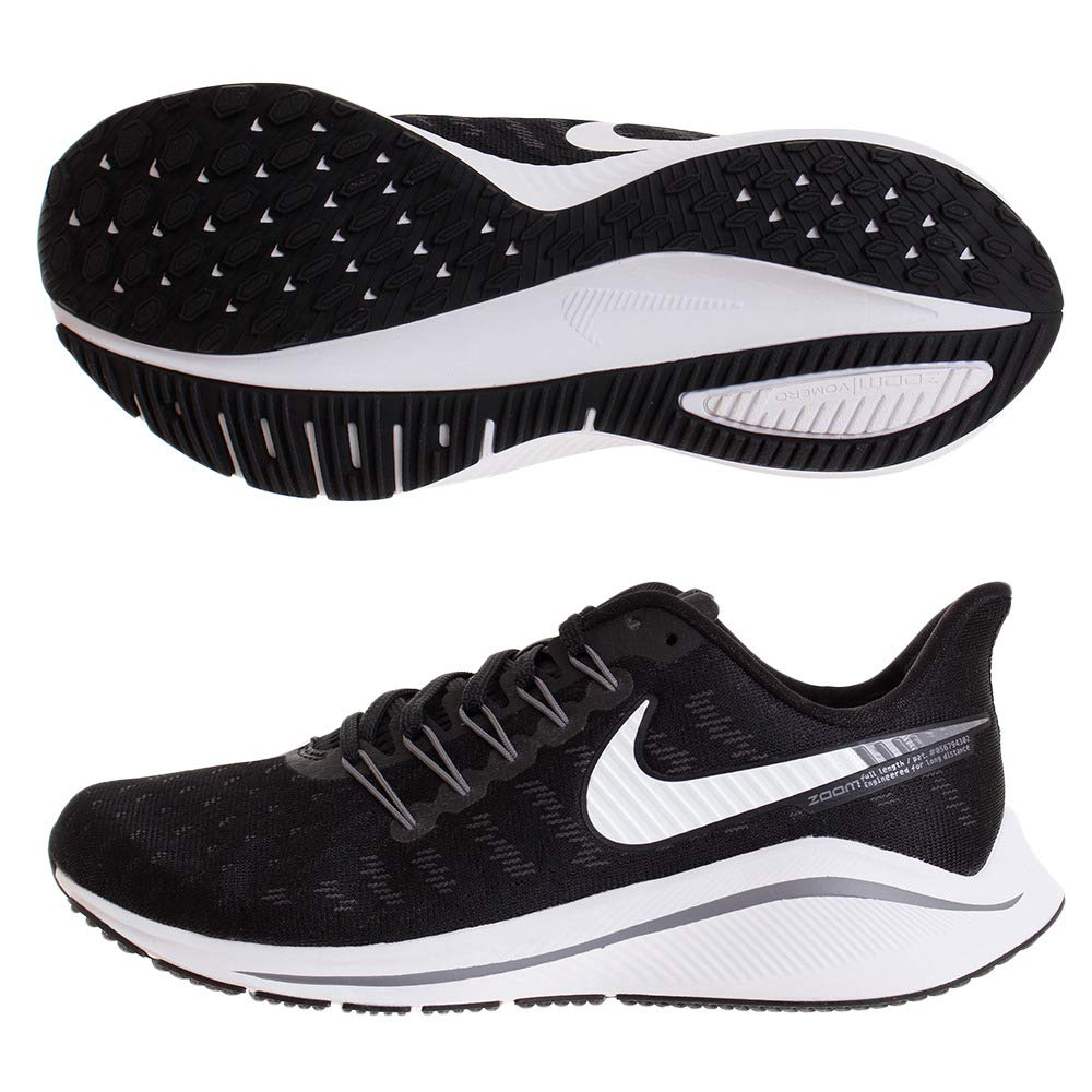 info for c2be6 561c2 Nike Men's Air Zoom Vomero 14 Running Shoe Wide 4E