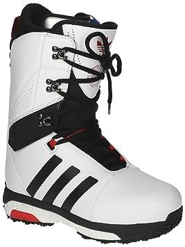 info for 04192 a11d9 Boots De Snowboard Adidas Tactical Adv Footwear Blanc-Core Noir-Scarlet (Eu  41.5