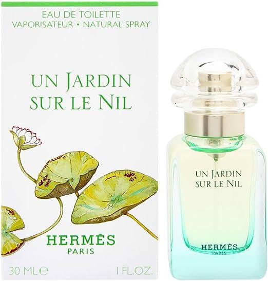 Hermes Un Jardin Sur Le Nil Eau de Toilette Vaporizador 30 ml: Amazon.es