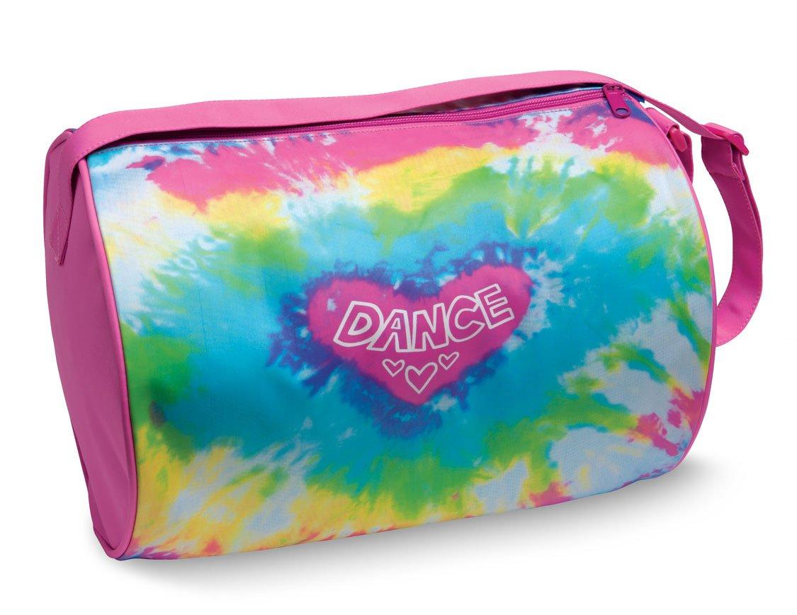 Dansbagz By Danshuz Women's Love Tie Dye Duffel Bag, Tie Dye, OS