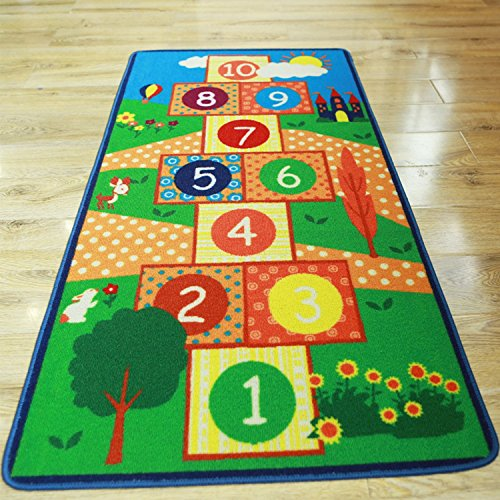 Game Rug Living Room Bedroom Floor Carpet Yazi Children Baby Kids Play Fashion Design Is Interesting, Popular Children's Favorite, A Necessary Product For Home Decoration by Floor Games
