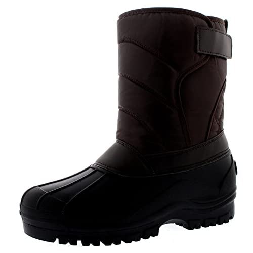 Las 3 mejores botas impermeables para caminar por la nieve  c9d6f7e4f793e