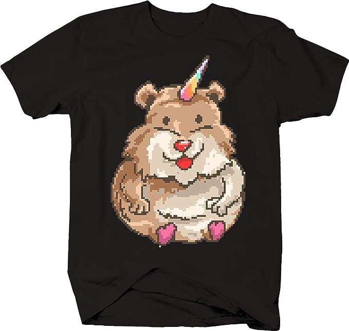 Amazoncom Unicorn Hamster Cute Pixel Art Kawaii Retro